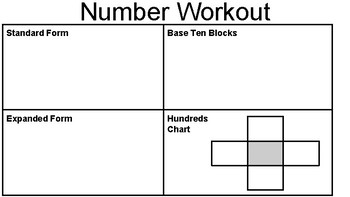 Number Workout