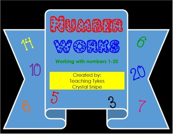 Number Works Activity