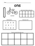 Number Worksheets 0-10 Level 5