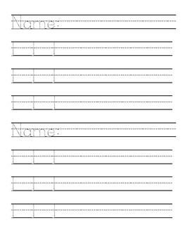 Number Worksheets #0-10