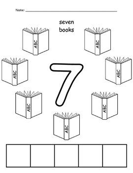 Number Worksheets 0-10 Level 2