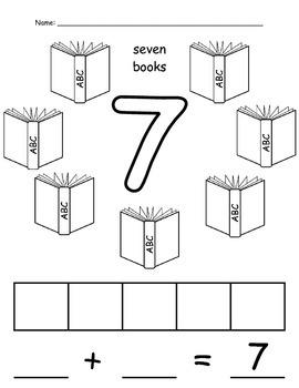Number Worksheets 0-10 Level 3