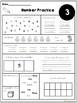 Number Worksheets - 1-10