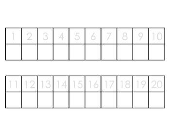 Number Write Trace & Copy Blocks