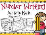 Number Writing Activities {0-20)