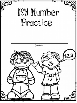 Number Writing Practice