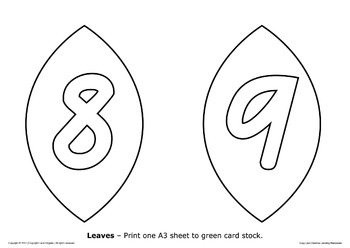 Number Writing Practice Interactive Wall Display