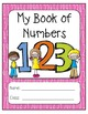 Number Writing Sheets (0 to 10) with Folder Cover, Number Cards and Certificates