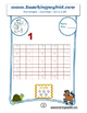Counting Writing Practice Book 0-50 digits.