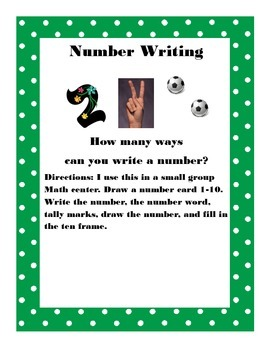 How Many Ways Can You Make A Number?