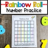 Number Writing to 20   Rainbow Roll