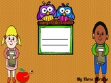 Number and Alphabet, Alphabet and Numbers  Tracing, Matchu
