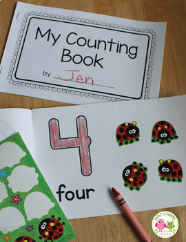 Number and Counting Activity Super Bundle
