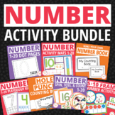 Number Activities and Counting Activities Number Sense Super Bundle