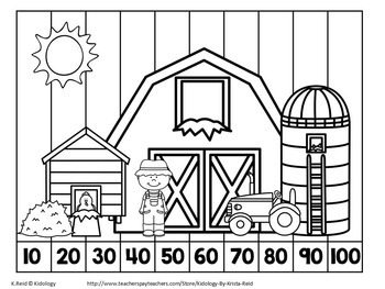 Number Order and Skip Counting - Math Activities - Math Games