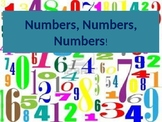 Number and Counting in PowerPoint
