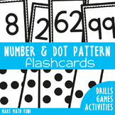 Number and Subitizing Cards - A Teaching Essential