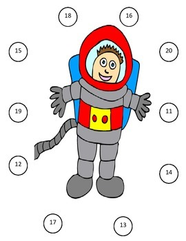Number and Letter Recognition for Space