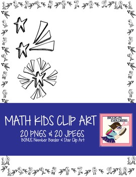 Number and Math Clip Art