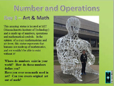 Number and Operations Daily Math Slides