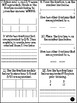 Number and Operations Fractions:Test Prep Binders