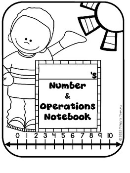 Number and Operations Interactive Notebook