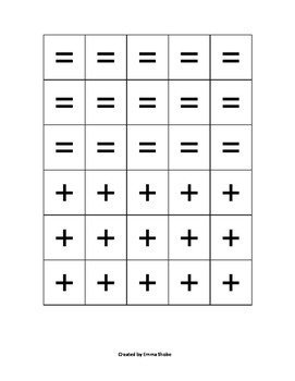 Number and Operations Tiles