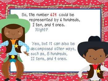 Number and Operations in Base Ten - 2nd Grade