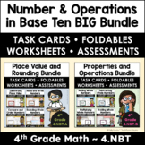 Number and Operations in Base Ten Big Bundle