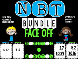 5th Grade Number and Operations in Base Ten Face Off BUNDLE