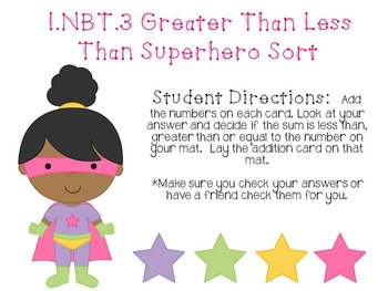 Number and Operations in Base Ten {Games and Centers for 1st Grade}