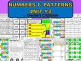 Number and Patterns Unit #2 from Teacher's Clubhouse