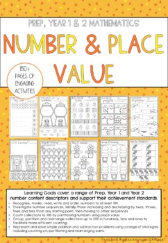 Number and Place Value Year 1 Growing Bundle