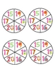 Number and Shape Spinners and Graphs