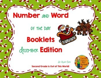 Number and Word of the Day: Winter Bundle!