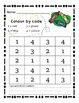 Number and letter recognition