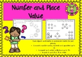 Number and place value worksheets