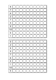Number and quantity (1-10)