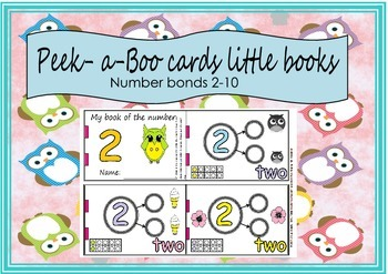Number bonds 2-10