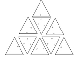 Number bonds tarsia