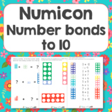 Numicon Number bonds to 10