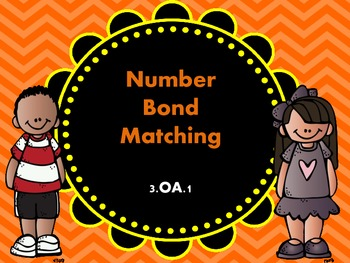 Number bonds with tens and ones