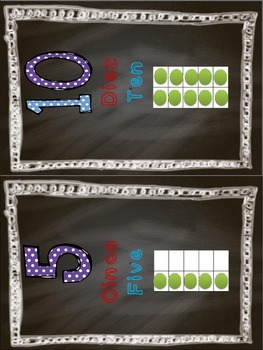 Number charts and more
