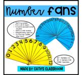 Number fans