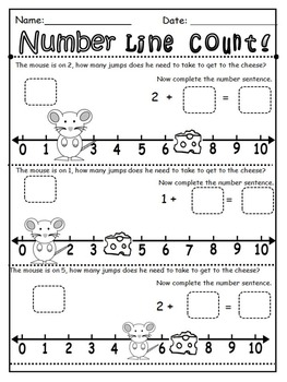 Number line bundle