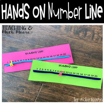 Number line hands on