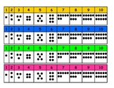 Number line with Dots