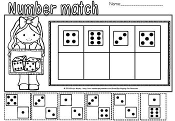 Number match