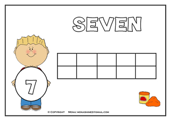 Number names to 20