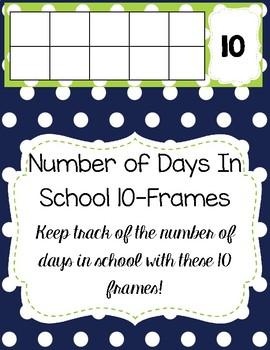 Number of Days In School!